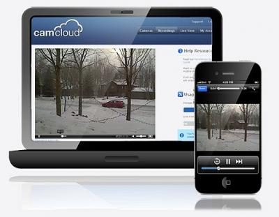 Cloud Video Monitoring Services Comparison: Camcloud vs